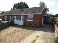 Semi-Detached Bungalow for sale in Wrench Close, Aylsham...