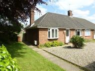 3 bedroom Semi-Detached Bungalow for sale in Yaxleys Lane, Aylsham...
