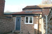 Cottage for sale in Church Walk, Bawtry...