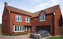 new house for sale in Braeburn Mews, Bawtry...