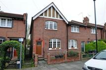 semi detached property in Yeatman Road, Highgate