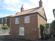 Detached home in Fen Road, East Kirkby...