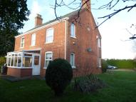Detached house in Low Road South, Friskney...
