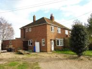 3 bed semi detached home in Butterwick Road...