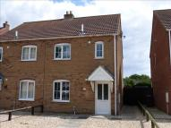 3 bedroom semi detached home for sale in Church Road, Old Leake...