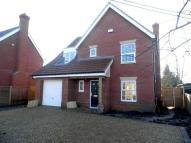 Detached house in Main Road, Weeting...