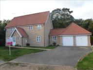 4 bed Detached property for sale in Chalk Way, Methwold...
