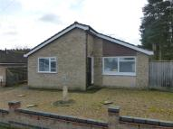 3 bed Detached Bungalow in Swallow Drive, Brandon