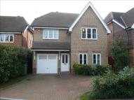 Detached house for sale in Eaton Gardens, Broxbourne