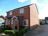 semi detached house for sale in Harmonds Wood Close...