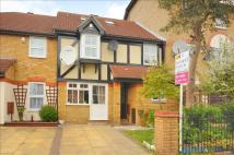Terraced house for sale in Mortlake Drive, Mitcham
