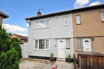 2 bed semi detached home in Borough Road, Mitcham