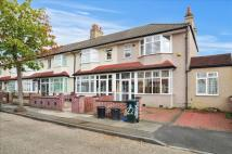 Barnard Road End of Terrace house for sale
