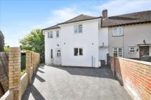 4 bedroom End of Terrace property in Ashcombe Square...