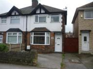 3 bedroom semi detached property in St Albans Road, Bulwell...