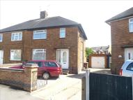 semi detached house in Murby Crescent, Bulwell...