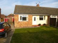 Semi-Detached Bungalow in Tower Mill Road, Bungay