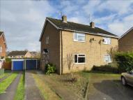 3 bed semi detached home in Hasted Close...
