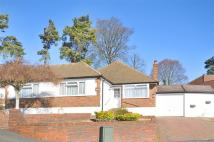 3 bedroom Detached Bungalow for sale in Lynne Close...
