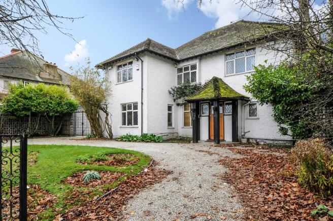 5 Bedroom Detached House For Sale In Crown Lane Streatham Sw16