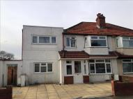 semi detached home for sale in Ravenswood Avenue...