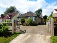 Detached Bungalow for sale in Southend Road...