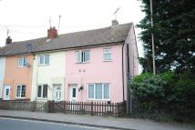 2 bed End of Terrace house in Halstead Road...