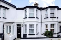 Terraced home for sale in Friern Barnet Lane...