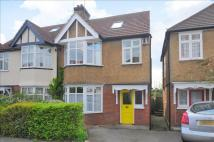 4 bedroom semi detached home in St Margarets Avenue...