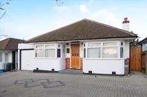 Detached Bungalow for sale in The Byway, POTTERS BAR