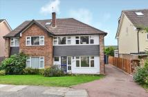 Manorside semi detached house for sale