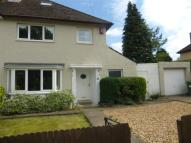 3 bed semi detached home in East Crescent, Weldon...