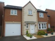 4 bedroom Detached house in Bunting Road, Corby