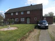 3 bed semi detached house for sale in Bulls Row, Northrepps...