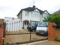 semi detached house in Chambersbury Lane...