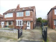 4 bedroom semi detached house in Cross Gates Avenue, Leeds