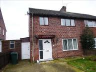 semi detached home in Cantilupe Crescent...