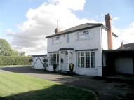 Detached house in Worksop Road...