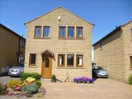 Detached home in Middle Hall Close...