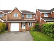Detached house for sale in Cramfit Crescent...