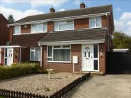 3 bed semi detached property for sale in Malborough Way...
