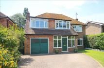 Detached house for sale in Grove Road, Tring