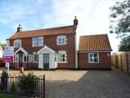 2 bedroom semi detached house in Bury Road, Wortham, Diss
