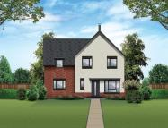 4 bed new house for sale in Woodfield Way...