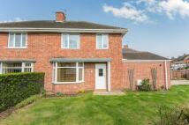 Morrison Drive semi detached house for sale
