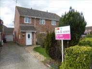 3 bed semi detached home for sale in Willow Drive, Durrington...