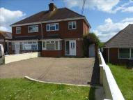 semi detached home for sale in Bulford Hill, Durrington...