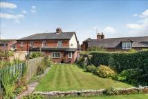 2 bedroom semi detached home for sale in High Street, Netheravon...