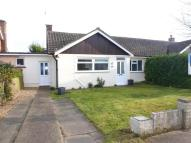 Semi-Detached Bungalow for sale in Mill Lane, Campsea Ashe...