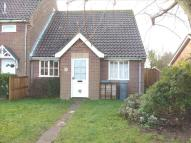 Terraced Bungalow for sale in Back Road, Wenhaston...